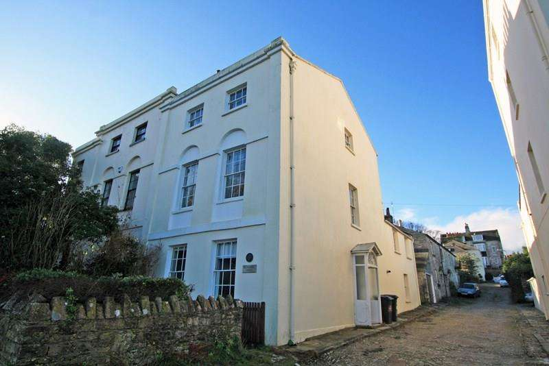2 Bedrooms Ground Flat for sale in Seymer Road, Swanage