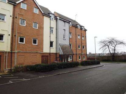 2 Bedrooms Flat for sale in Tudor Crescent, Portsmouth, Hampshire