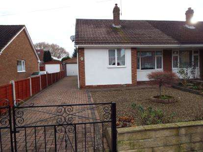 3 Bedrooms Bungalow for sale in Whitcliffe Drive, Ripon, North Yorkshire