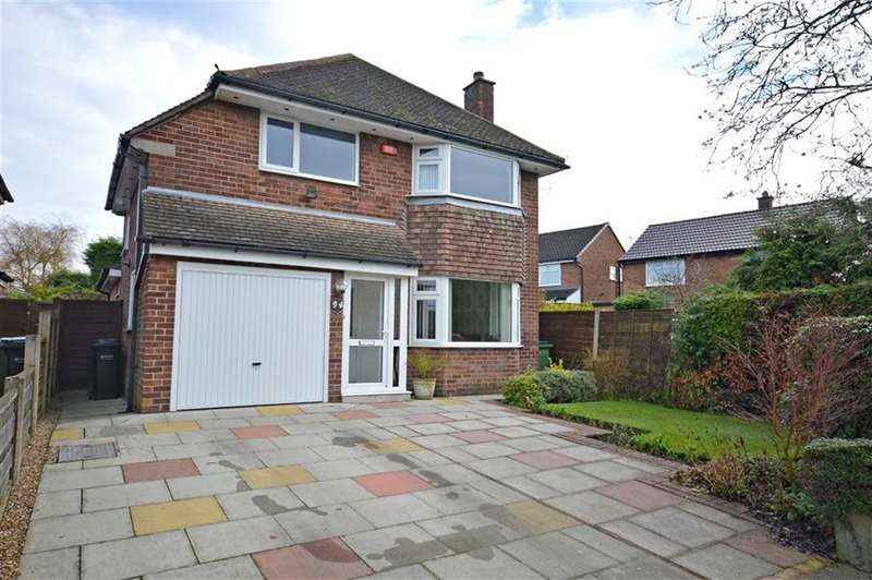 3 Bedrooms Property for sale in QUEENS ROAD, Cheadle Hulme, Stockport, Cheshire, SK8