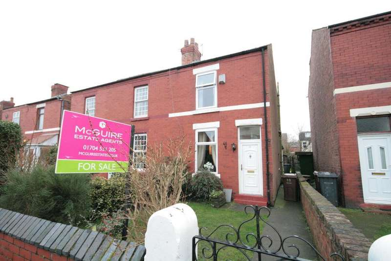 2 Bedrooms Semi Detached House for sale in Newton Street, Southport, PR9 7AS