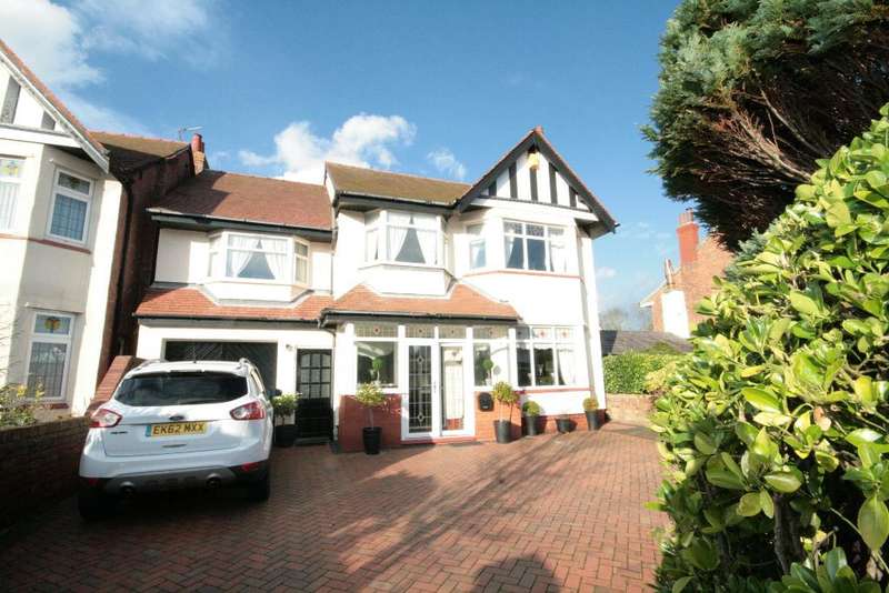 5 Bedrooms Detached House for sale in Henley Drive, Churchtown, Southport, PR9 7JU