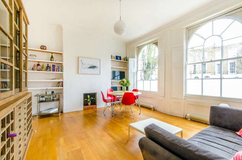 2 Bedrooms Flat for sale in Liverpool Road, Islington, N7