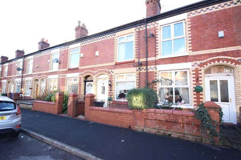 2 Bedrooms Terraced House for sale in Roscoe Street, Stockport, Cheshire