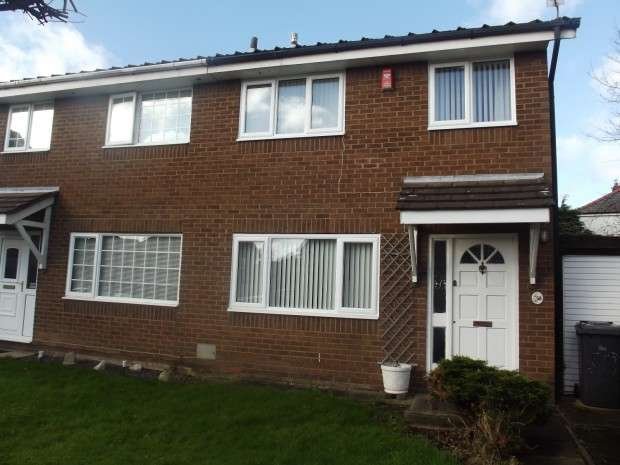 3 Bedrooms Terraced House for sale in St. Clares Avenue, Fulwood, Preston, PR2