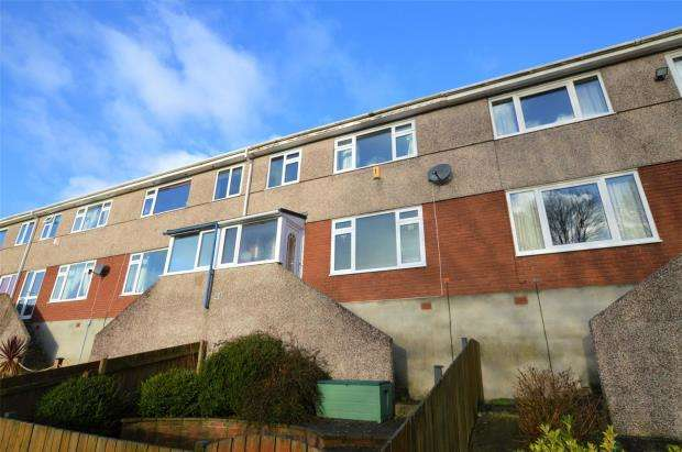 3 Bedrooms Terraced House for sale in Ashford Close, Plymouth, Devon