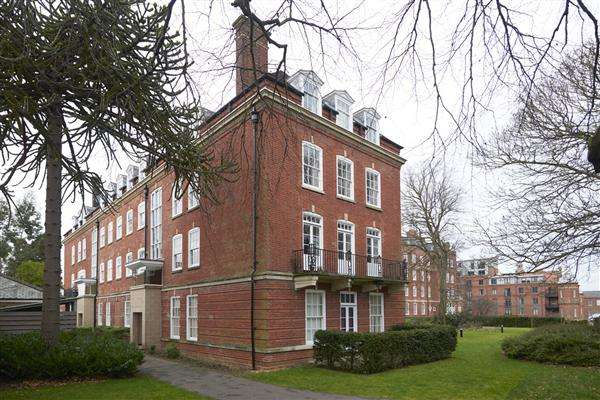 2 Bedrooms Apartment Flat for sale in Alexandra House, St Stephens Road, Norwich