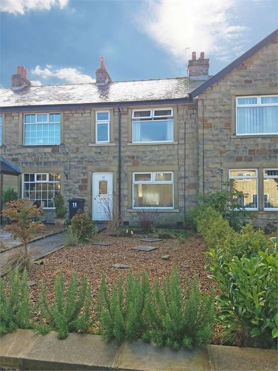 2 Bedrooms Town House for sale in Church Street, Oakworth, Keighley, West Yorkshire