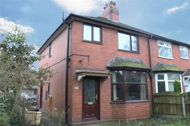 3 Bedrooms Semi Detached House for sale in Hassam Parade, Newcastle, Staffordshire