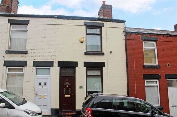 2 Bedrooms Terraced House for sale in Duncan Street, St Helens, Merseyside