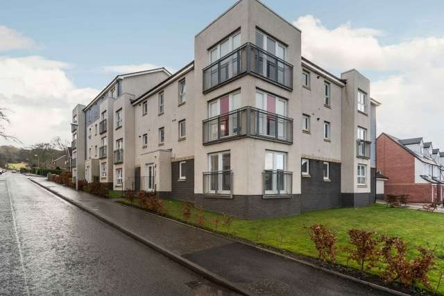 2 Bedrooms Ground Flat for sale in Ashwood Gait, Corstorphine, Edinburgh, EH12 8PE