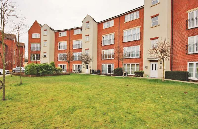 2 Bedrooms Flat for sale in Kings Wharf, Wantage, OX12