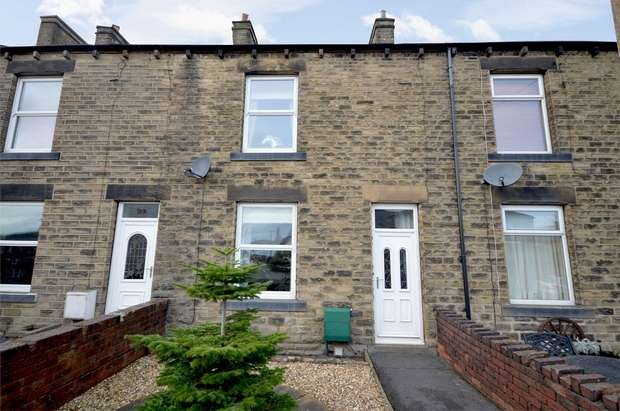 4 Bedrooms Terraced House for sale in Station Road, Skelmanthorpe, HUDDERSFIELD, West Yorkshire