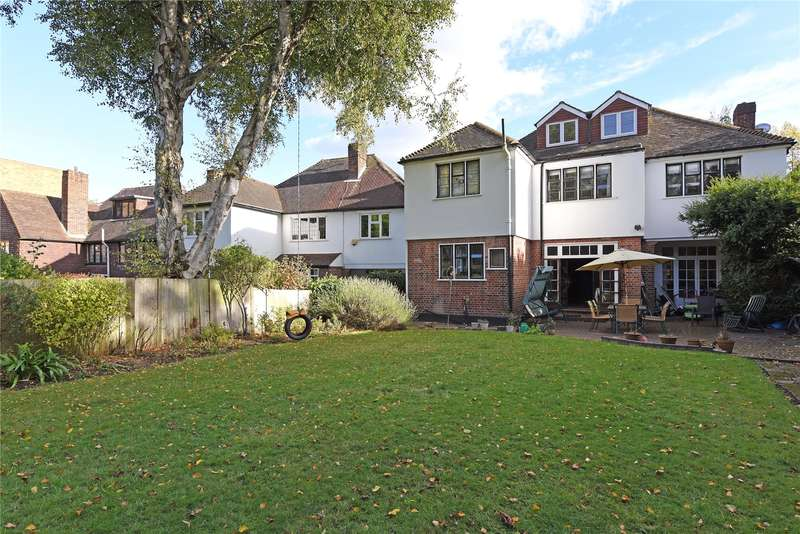 6 Bedrooms Detached House for sale in Albert Drive, London, SW19