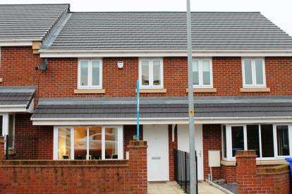 3 Bedrooms Terraced House for sale in Bridestowe Avenue, Hyde, Greater Manchester