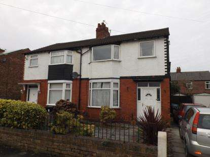 3 Bedrooms Semi Detached House for sale in Shirley Avenue, Stretford, Manchester, Greater Manchester