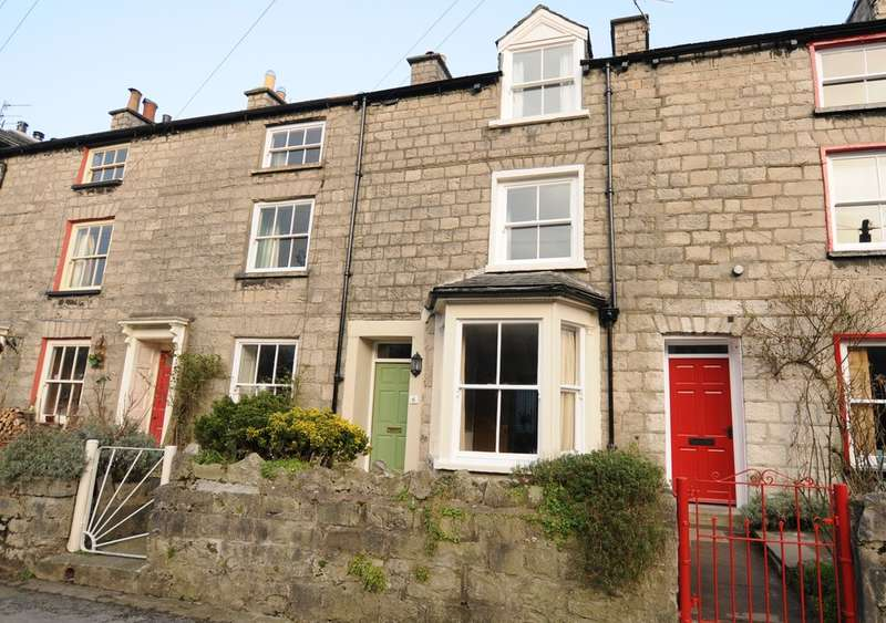 3 Bedrooms Terraced House for sale in Castle Crescent, Kendal