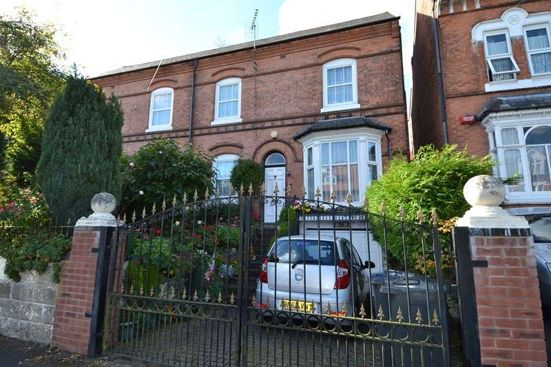 4 Bedrooms Semi Detached House for sale in Sandford Road, Moseley, Birmingham