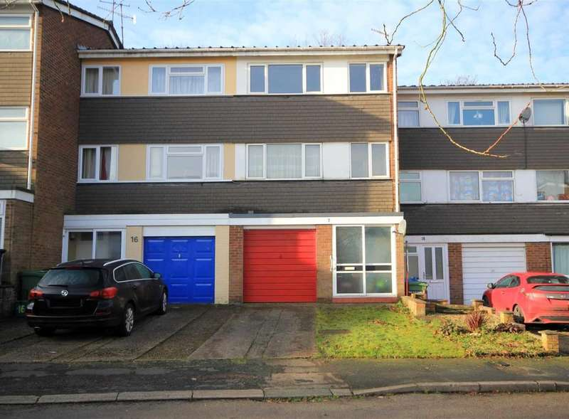 3 Bedrooms House for sale in 3 BED TOWN HOUSE IN STANDRING RISE, BOXMOOR