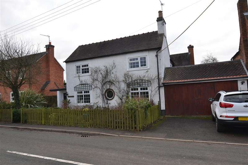 5 Bedrooms Detached House for sale in Branston House, Hyde Lea, Stafford