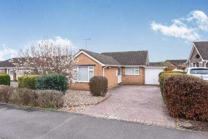 3 Bedrooms Bungalow for sale in Evendene Road, Evesham, Worcestershire