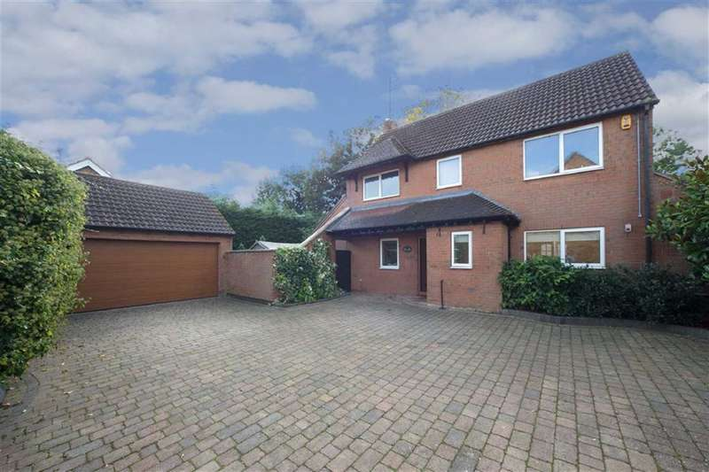 4 Bedrooms Property for sale in Forge Close, Chalton