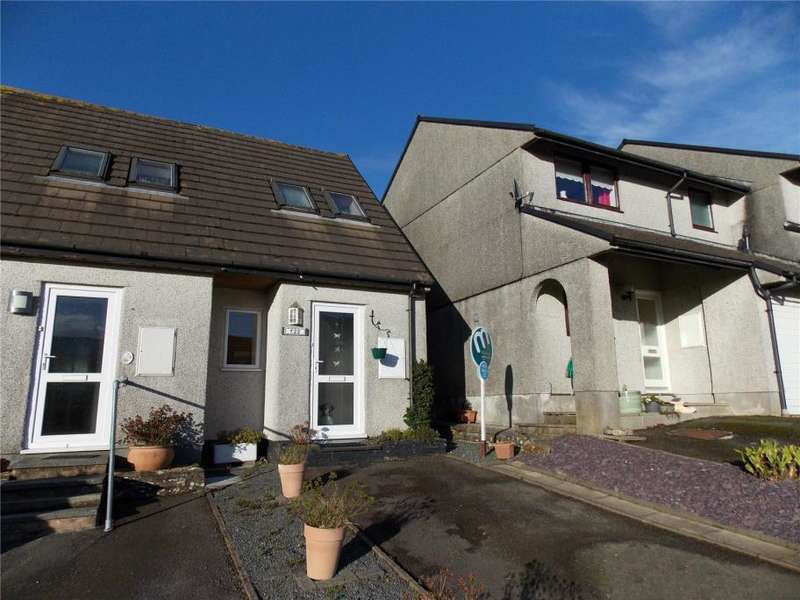 1 Bedroom Terraced House for sale in Cowling Gardens, Menheniot, Cornwall