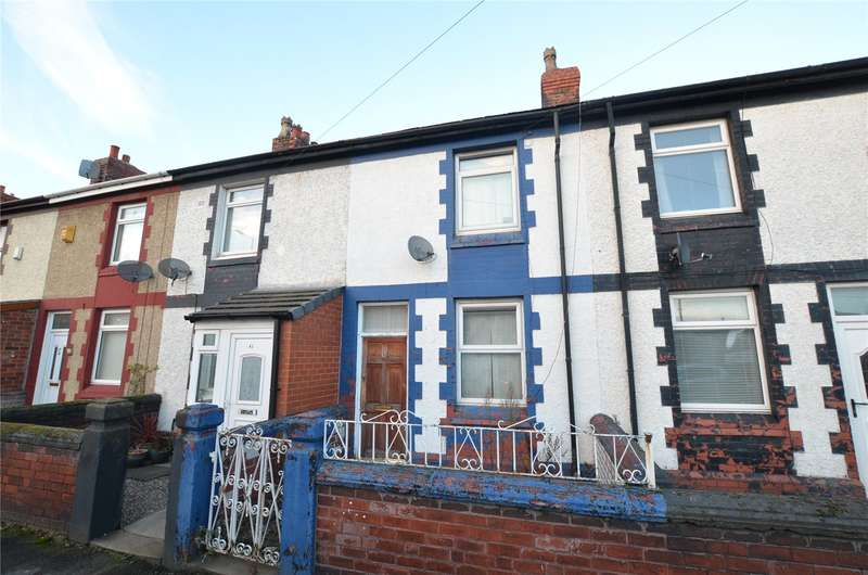 2 Bedrooms Terraced House for sale in Station Road, St. Helens, Merseyside, WA9