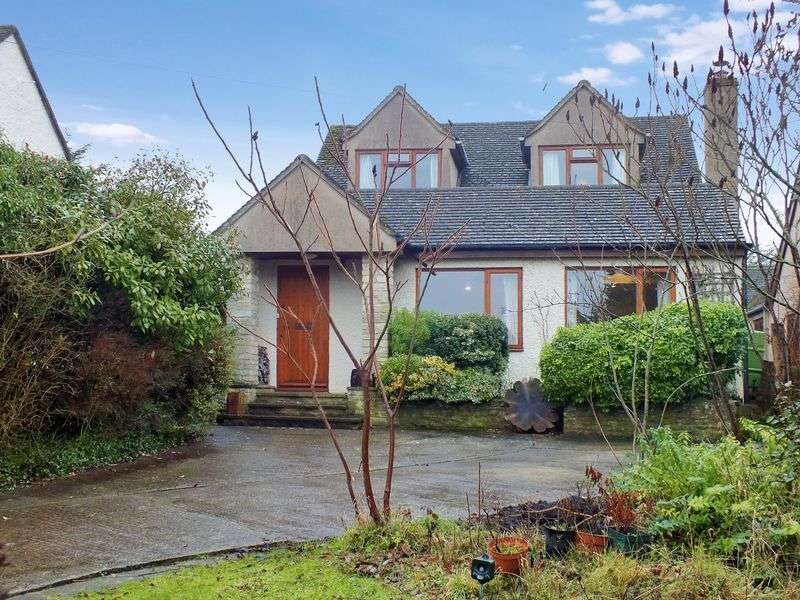 4 Bedrooms Detached House for sale in Tackley, Oxfordshire