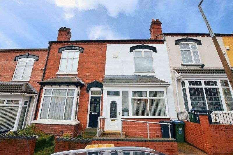 3 Bedrooms Terraced House for sale in White Road, Smethwick