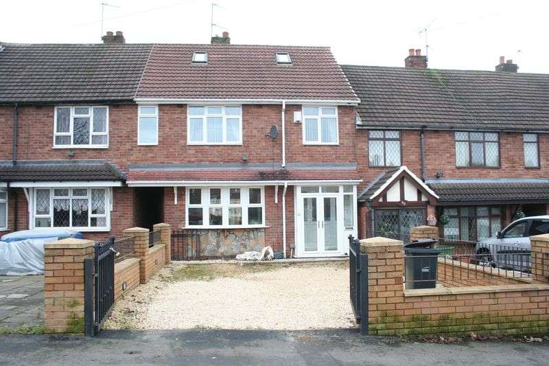 3 Bedrooms Terraced House for sale in KINGSWINFORD, Standhills Road