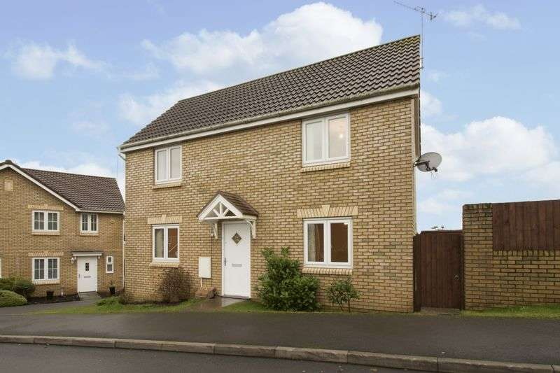 3 Bedrooms Detached House for sale in Grayson Way, Cwmbran