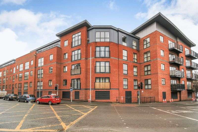 1 Bedroom Flat for sale in Newport Street, Worcester