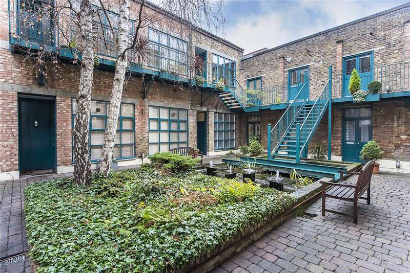 2 Bedrooms Flat for sale in New Wharf Road, London, N1