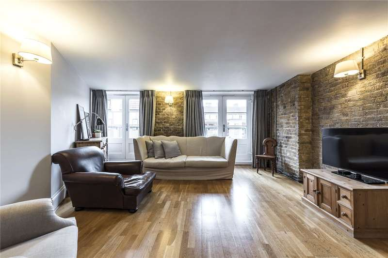 2 Bedrooms Flat for sale in Globe Wharf, 205 Rotherhithe Street, London, SE16