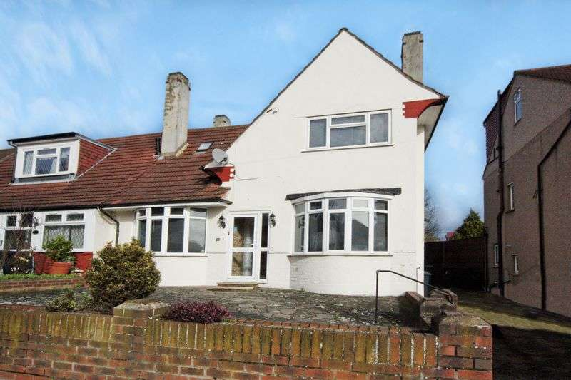 3 Bedrooms Semi Detached House for sale in Greenford Gardens, Greenford