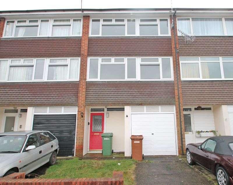 3 Bedrooms Terraced House for sale in Springfield Road, Tunbridge Wells