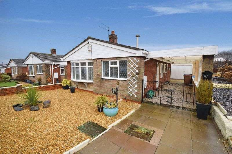 2 Bedrooms Detached Bungalow for sale in Norbury Avenue, Milton