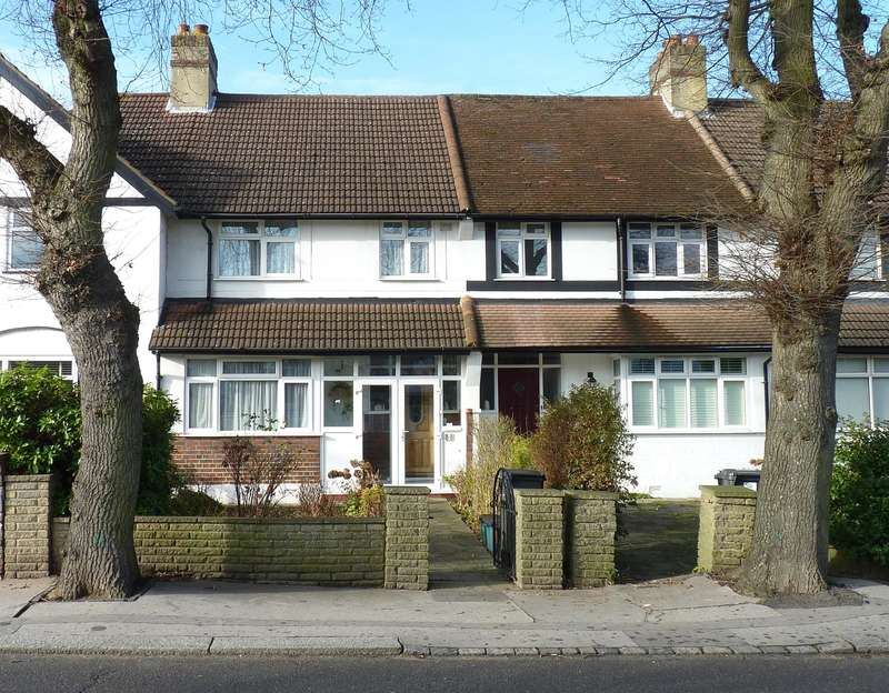 4 Bedrooms Terraced House for sale in Bridle Road, CR0