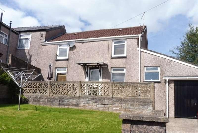 3 Bedrooms End Of Terrace House for sale in Wern Road, Sebastopol, Pontypool