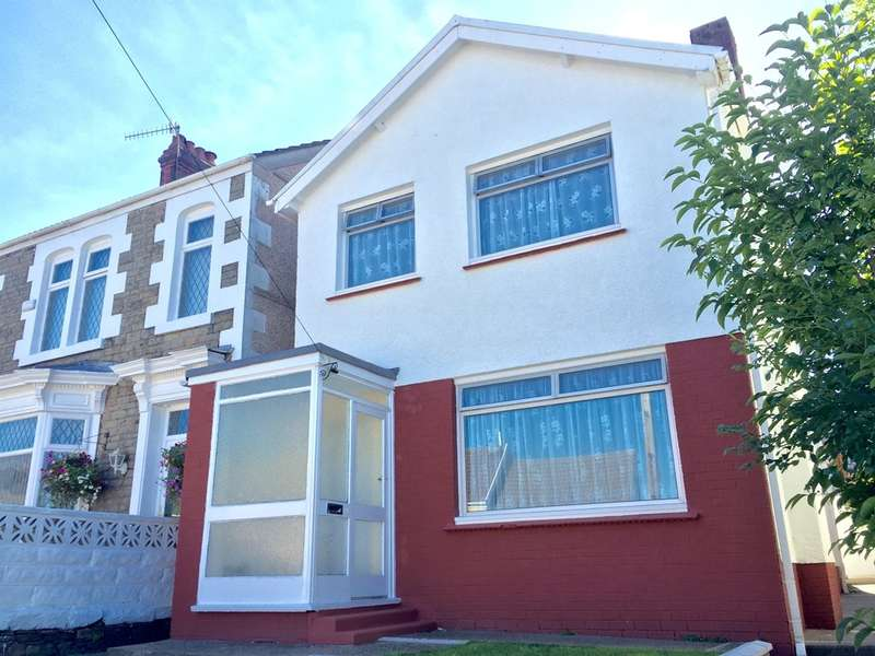 3 Bedrooms Detached House for sale in Vicarage Road, Morriston, Swansea