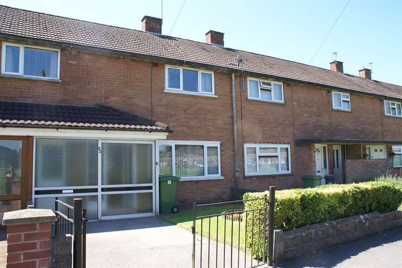 2 Bedrooms Terraced House for sale in Pepys Crescent, Llanrumney, Cardiff