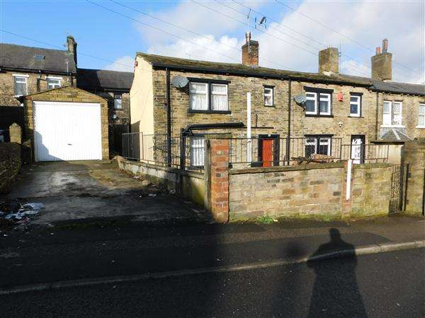 2 Bedrooms Town House for sale in Park Lane, Bradford