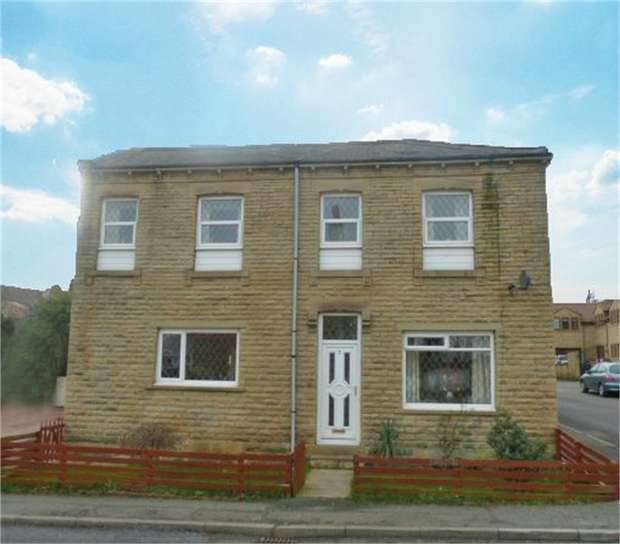 3 Bedrooms Detached House for sale in Thornhill Road, Middlestown, Wakefield, West Yorkshire