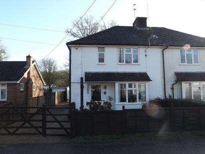 3 Bedrooms Semi Detached House for sale in Burley, Hants