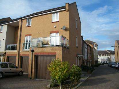 3 Bedrooms Terraced House for sale in Sevastopol Road, Horfield, Bristol