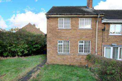 3 Bedrooms End Of Terrace House for sale in Robinets Road, Rotherham