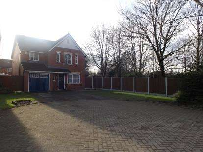4 Bedrooms Detached House for sale in Heatherleigh, Leyland, PR26