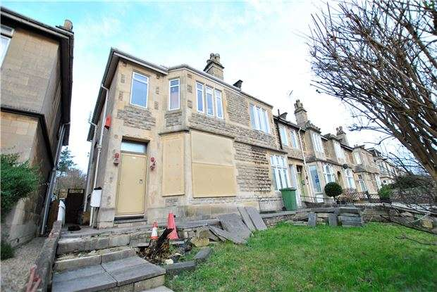 4 Bedrooms End Of Terrace House for sale in Crescent Gardens, BATH, Somerset, BA1
