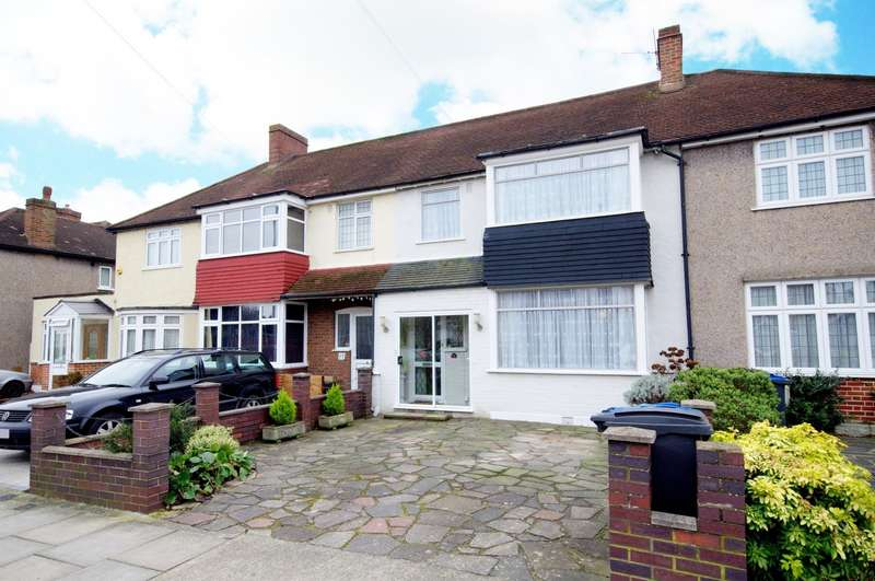 4 Bedrooms Terraced House for sale in Old Malden